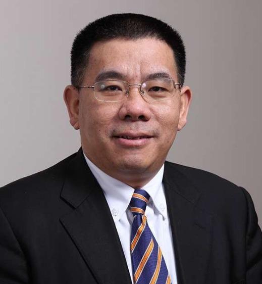 广西柳工集团有限公司党委书记、董事长曾光安
