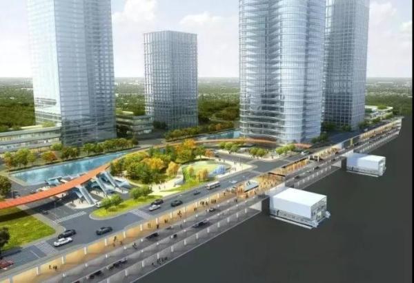 南京地下空间发展项目