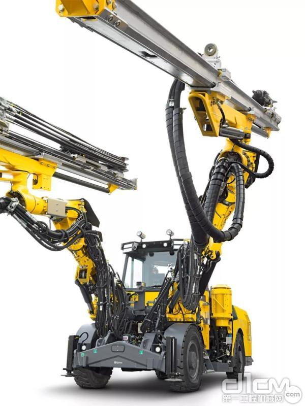 安百拓新一代零排放电池动力设备