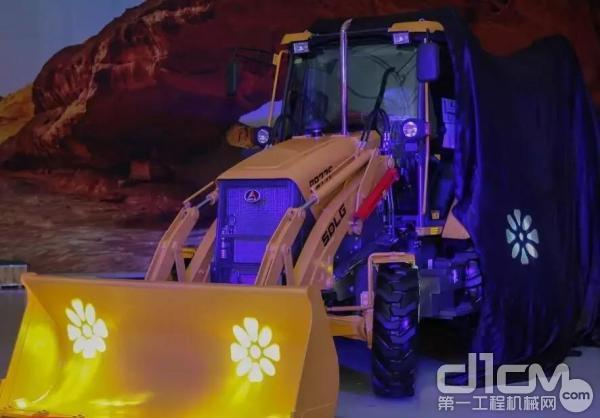 临工新一代挖掘B877F