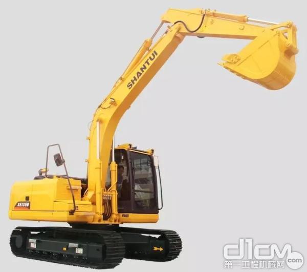 山推SE135-9W挖掘机