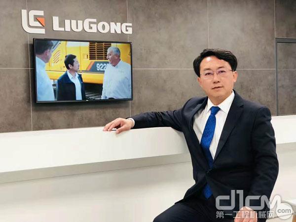 专访柳工副总裁罗国兵