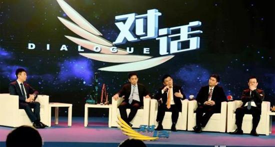 中国制造与全球一起共享! 柳工曾光安作客央视《对话》
