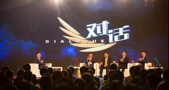 中国工程机械领域的领军者做客央视《对话》