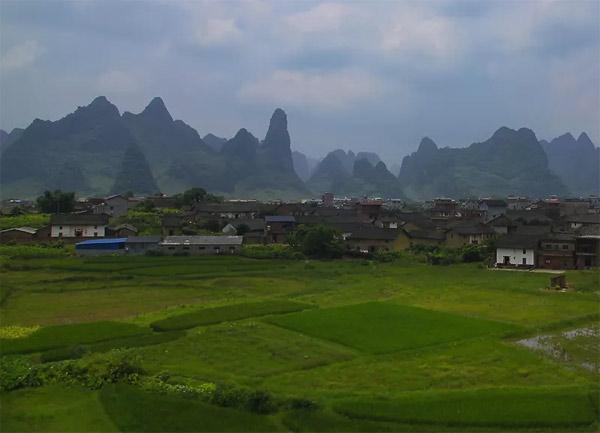 广西贺州拍图