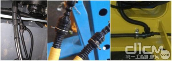 全系KC配备了同G一代产品一样的电气线路