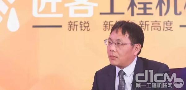 山东临工工程机械有限公司技术中心常务副主任、装载机研究所所长 王永