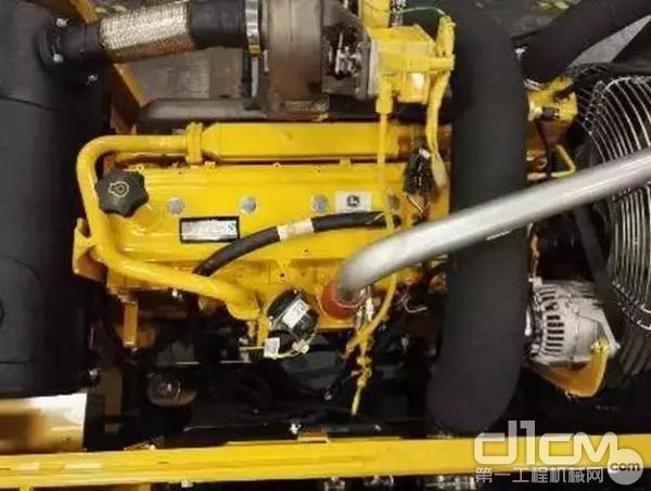 约翰迪尔 PowerTech™ 发动机