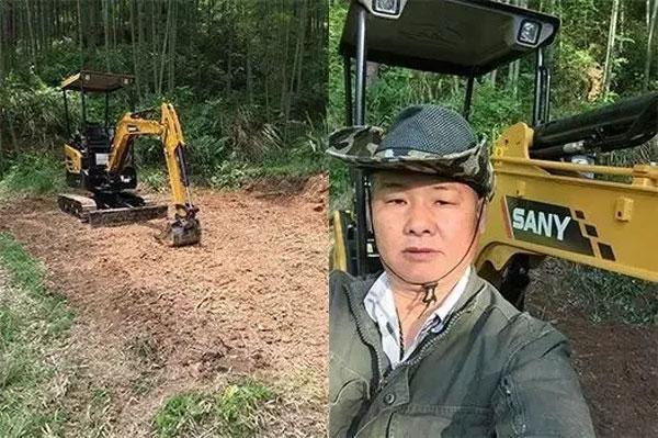 ▲SY16C被安徽李老板成功抢购