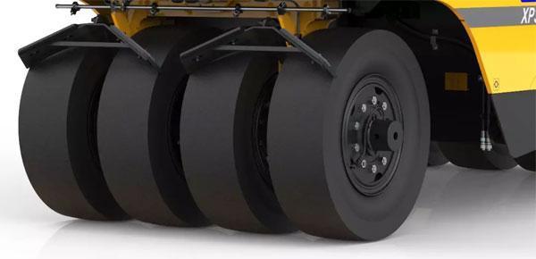 XP303S轮胎部分展示