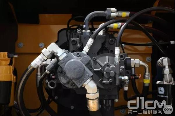 JD-IHC智能液压控制技术