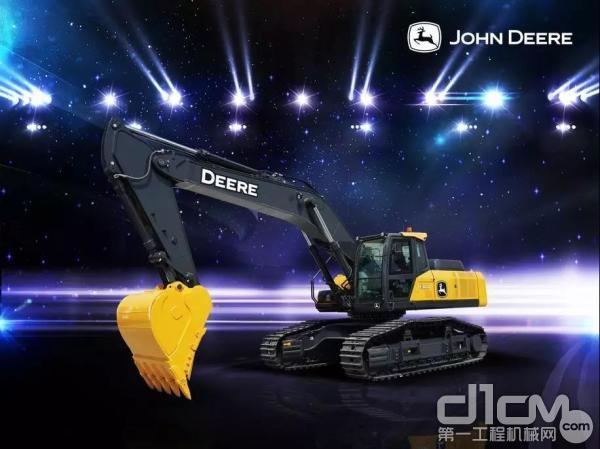 约翰迪尔挖掘机