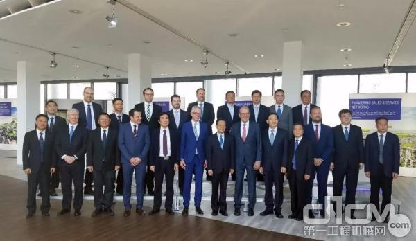 玉柴集团与德国MTU签署扩大战略合作意向协议