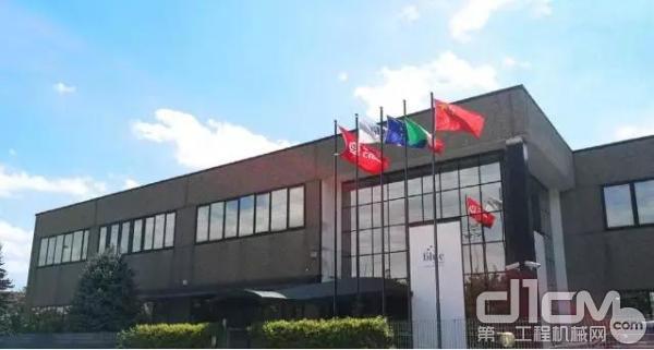 中车唐山公司意大利现代轨道交通技术联合研发中心
