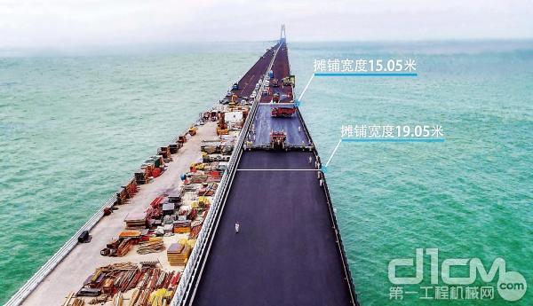 陕西中大机械助力港珠澳大桥建设