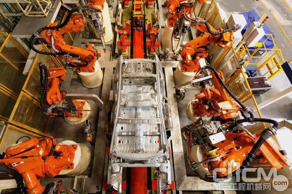 富宝科技减速机助力工业机器人产业发展