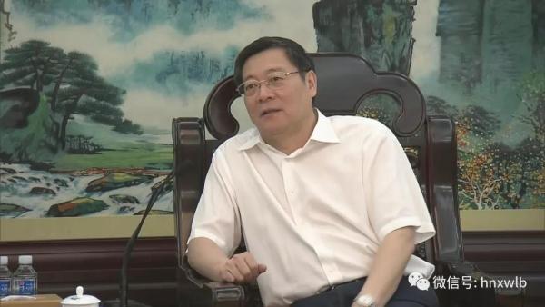 湖南省委书记杜家毫