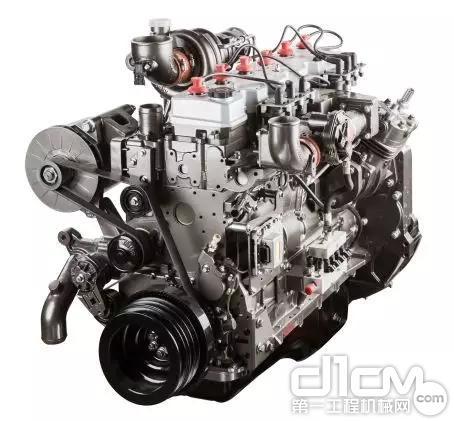 上柴动力7HT天然气发动机