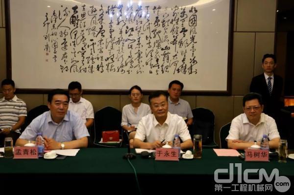 济宁市委常委、常务副市长于永生