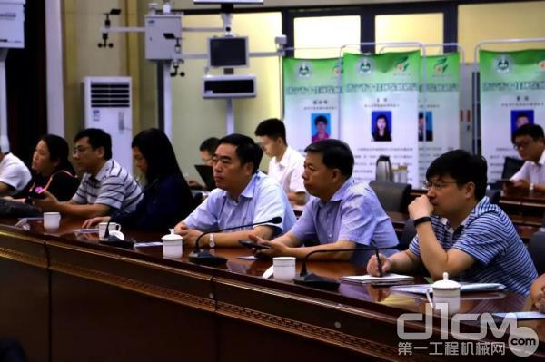 生态环境部国际合作司司长郭敬带领调研组来济宁市调研强化监督帮扶工作