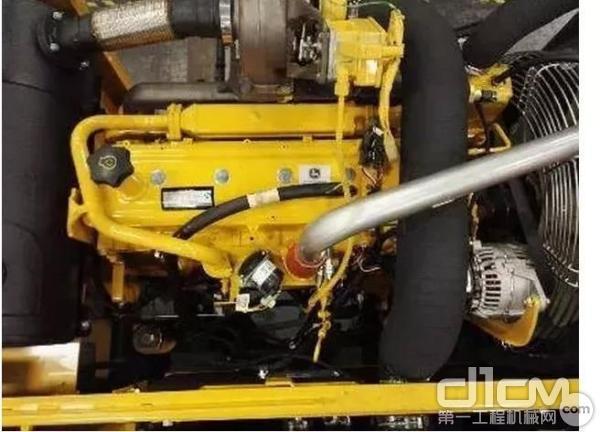 约翰迪尔 PowerTech™发动机