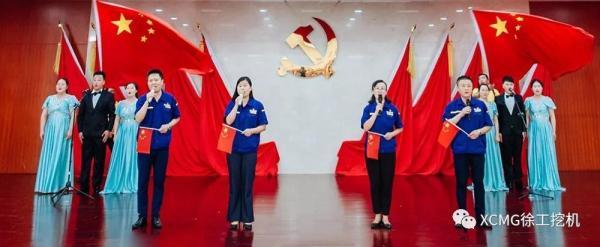 合唱《我和我的祖國》