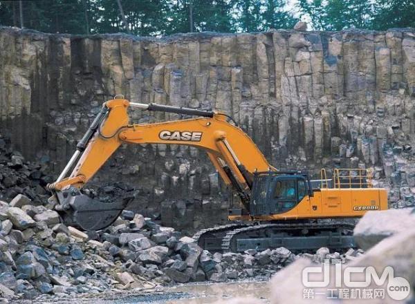 凯斯CX800B ME 挖掘机