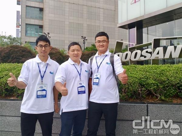 中国赛区的参赛选手是四川千里马谢瑞成,陕西金骏斗山刘强和云南千里马李涛