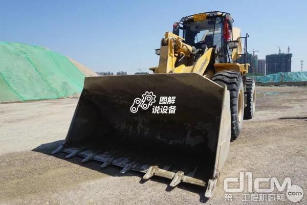 柳工CLG862H装载机铲斗