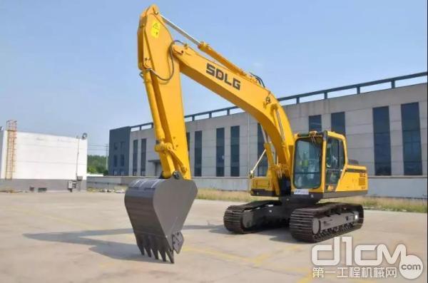山东临工E6210F挖掘机