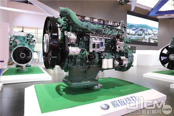 解放动力CA6DM313升国六发动机