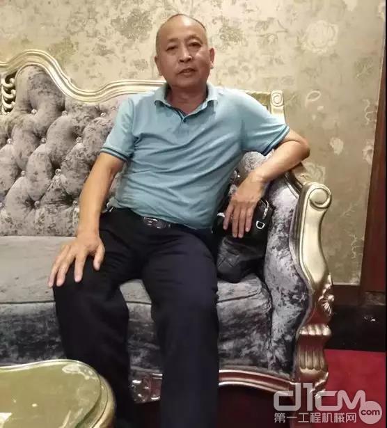 南京定华建设工程有限公司总经理孙荣华