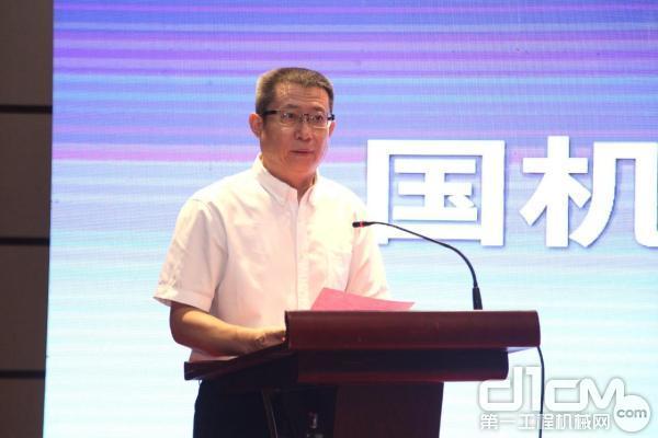 国机集团党委副书记、董事宋欣