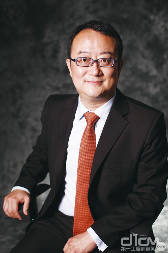 陈霖将履新沃尔沃建筑设备中国区销售副总裁,9月4日起生效