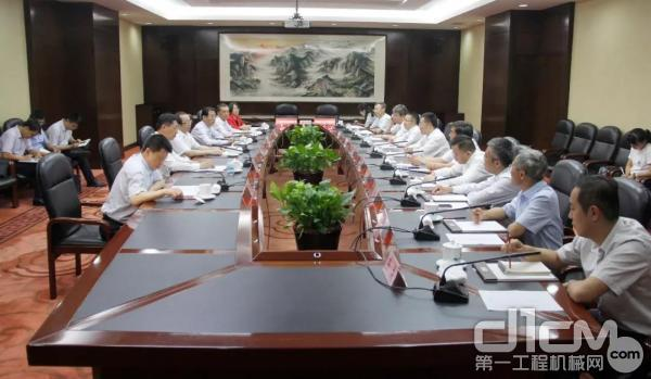 国机集团与太原重型签约
