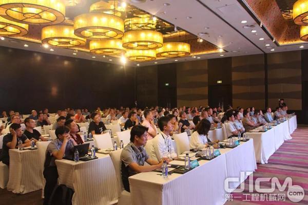 2019首届神钢建机再生资源客户交流会
