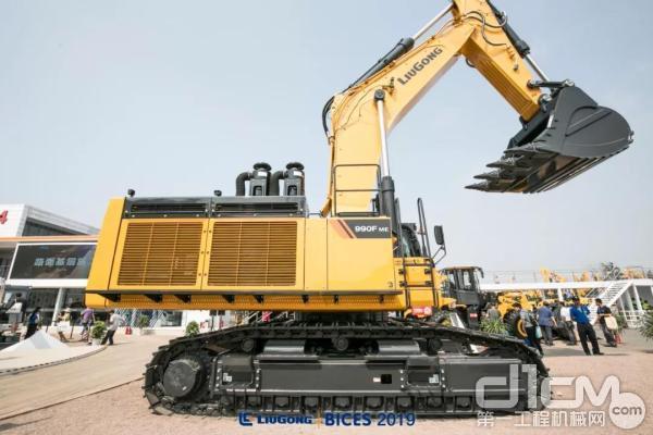 990F挖掘机