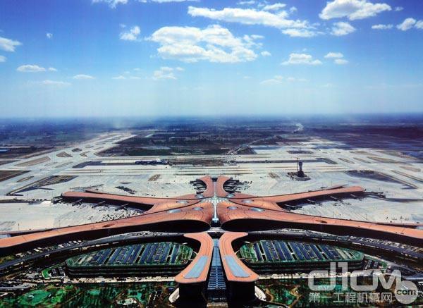 北京大兴国际机场建设