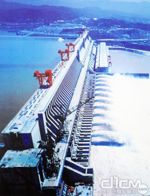 长江三峡水利工程建设