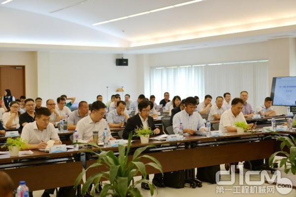 小松(中国)第十四届代理店销售技能竞赛决赛成功举办