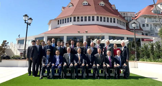 合力发声全球舞台 出席世界工业车辆联盟会议