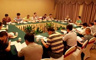 2012中国工程机械维修技术峰会预备会议举行