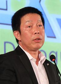 傅耀生 利星行机械集团首席执行官