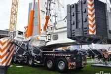 中联重科QAY800全地面起重机