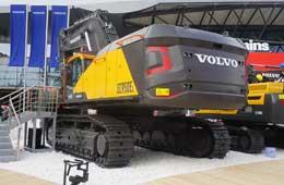 沃尔沃EC950EL矿用挖掘机