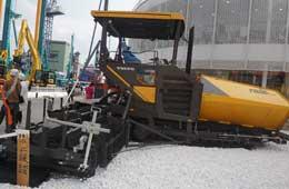 沃尔沃P7820D L沥青摊铺机