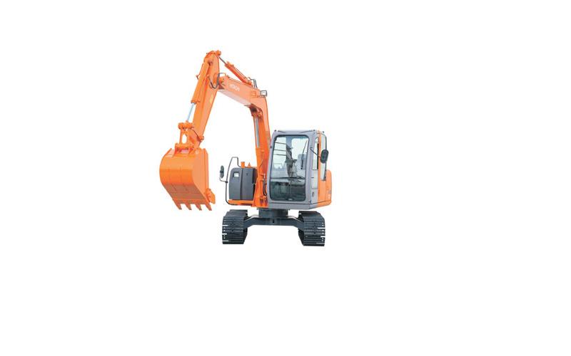 ZX60USB 3中型挖掘机特点 配置 参数 图片日立建机履带挖掘机第一工图片
