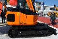 NS80C履带挖掘机