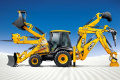 3CX Eco型挖掘装载机