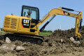 305.5E履带挖掘机